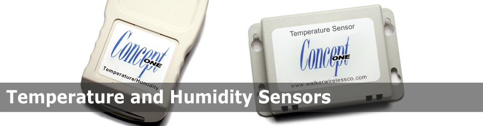 Temperature / Humidity Sensors